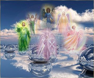Votre Guidance Angélique avec Métatron…  Prête ?