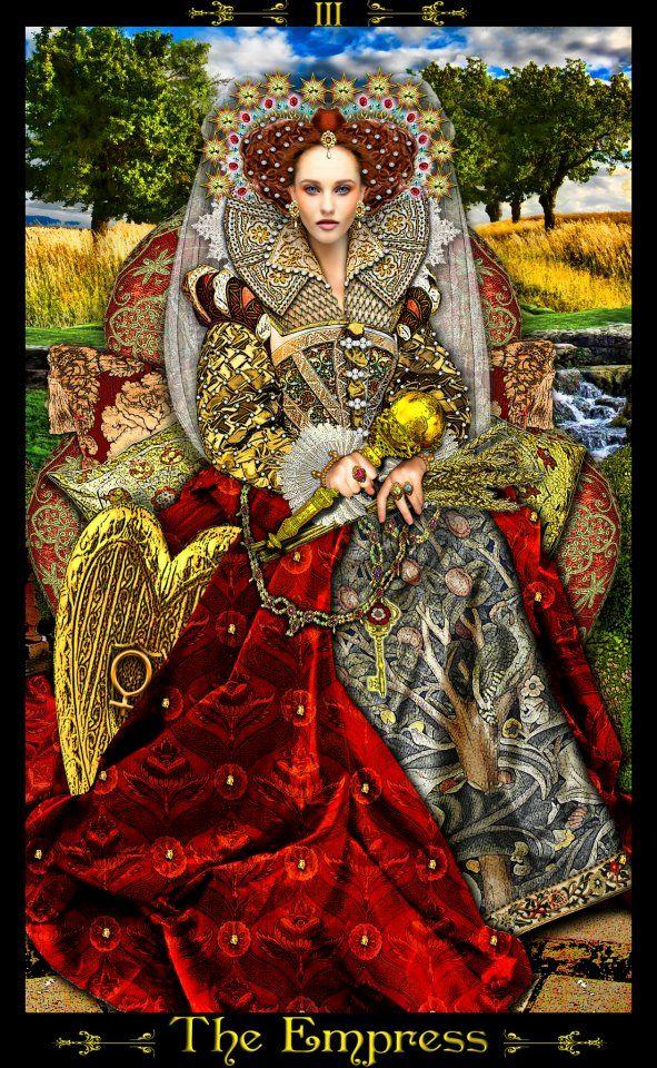 L'Impératrice, le regard Patriarcal