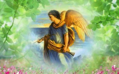 La venue d'un Ange… juste pour… Toi !