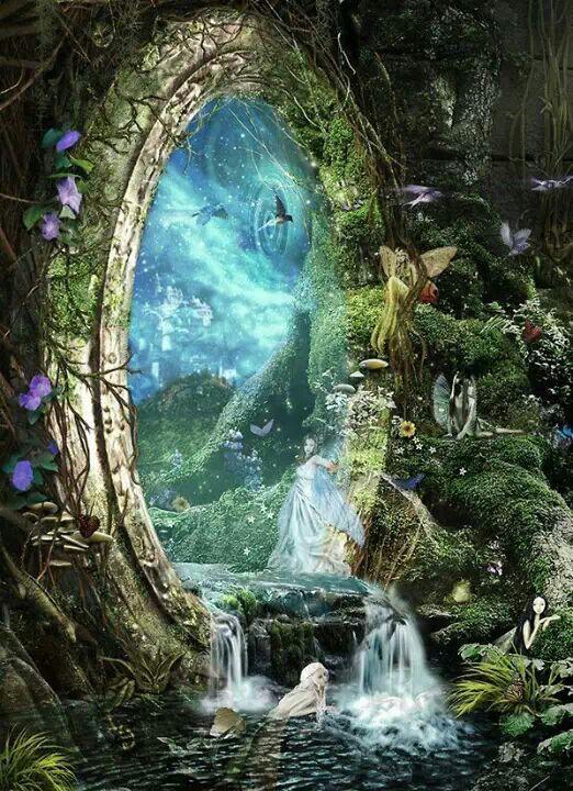 Ouvrir les Portails de l'imaginaire