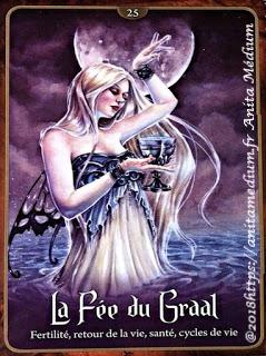 l'oracle des fées, mon humble avis