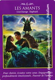 le tarot du pouvoir des archanges, mon humble avis