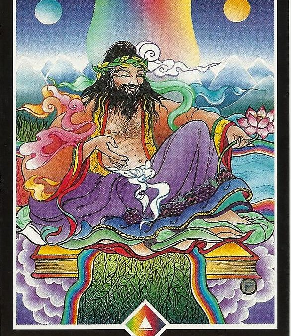Guidance Osho Zen Tarot