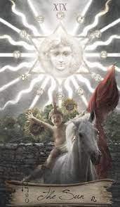 Heaven Earth Tarot Le Soleil