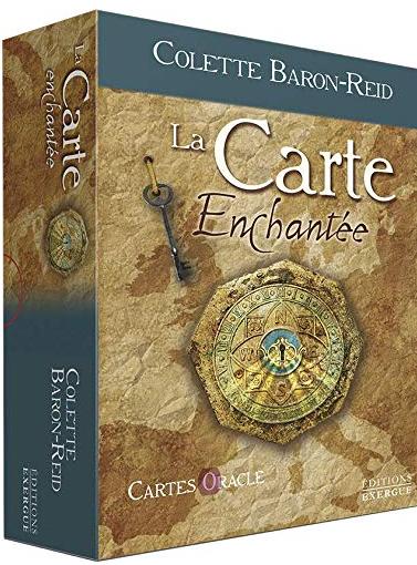 Guidance avec l'Oracle la Carte Enchantée?