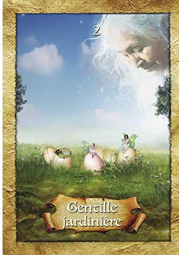 La Gentille Jardinière --La-Carte-Enchantee